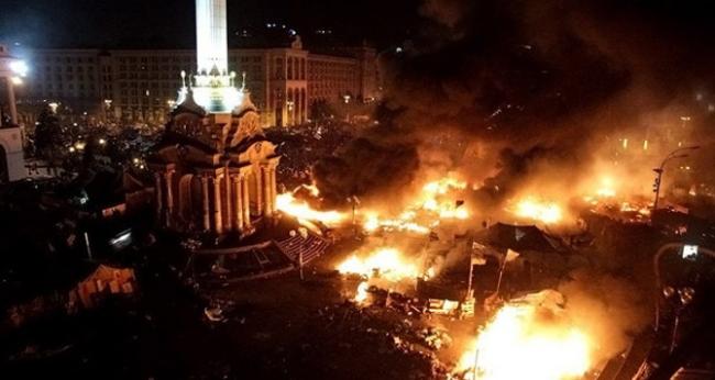 Обсуждение фильма Украина в огне.