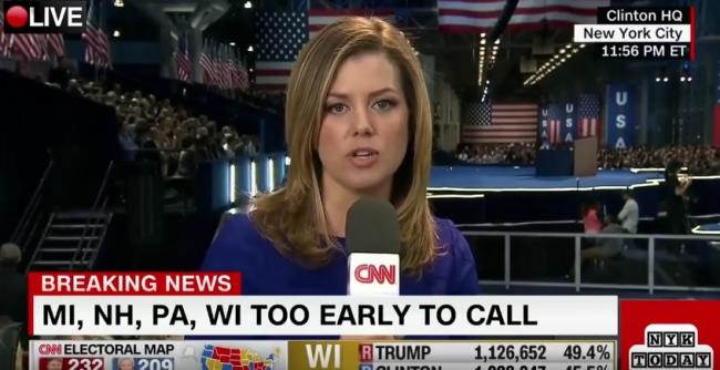 Газета The Washingon Post: 19 декабря выборщики должны избрать Клинтон
