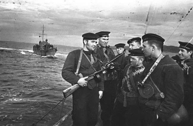 27 ноября — День Морской пехоты ВМФ России