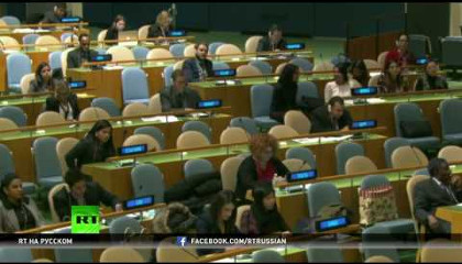 Генсассамблея ООН приняла резолюцию о прекращении огня в Сирии