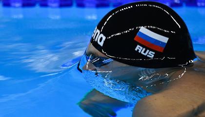Российские пловцы победили в эстафете на чемпионате мира