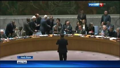 Совет безопасности ООН обсудил ситуацию в Алеппо