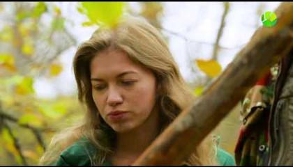Кастинг Баженова. Осенний поцелуй.