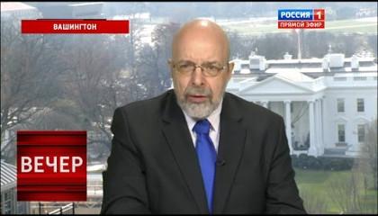 Дмитрий Саймс: революция в США, новые санкции и Ближний Восток