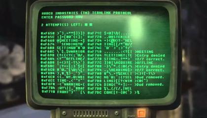Игроки Fallout 4 помогли русским взламывать почтовые сервера / Players of Fallout 4 had helped the Russians to hack the mail server.