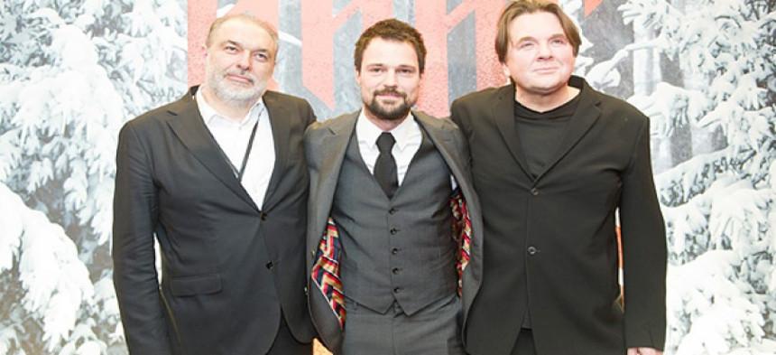 Продюсеры «Викинга»