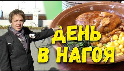 Шамов Дмитрий: Один день в Нагоя