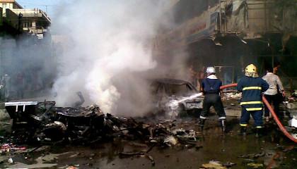 Взрыв в Багдаде - 12 человек погибли и 50 ранены