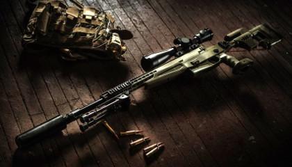 Искусство Войны: Высокоточная снайперская винтовка ВСВ-338, СВК и СК-16