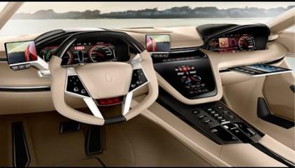 Самые дорогие и умные автомобили 2017