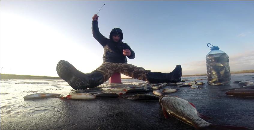 Always Alone: Первая рыбалка 2017 года.