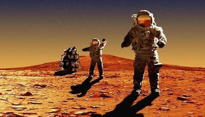 Мечта Сергея Королева - Первые на Марсе
