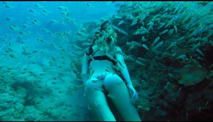 YBS Presents - Подводная охота и первая кровь