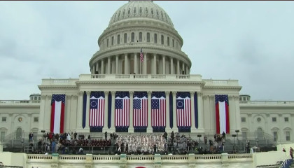 Прямая трансляция: Инаугурация 45-го президента США Дональда Трампа