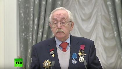 Василий Ливанов — Путину:  Даже не думай!