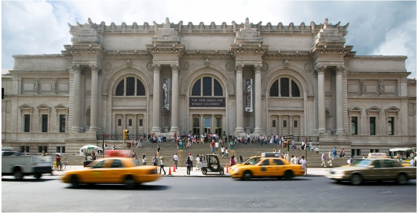 Метрополитен-музей в США