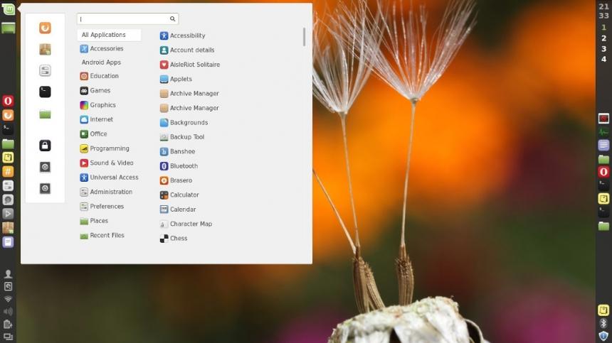 Linux Mint 18.1 Serena Cinnamon (Подробный обзор)