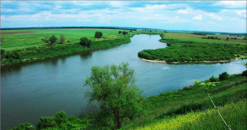 Рыбалка в Липецкой области на реке Дон