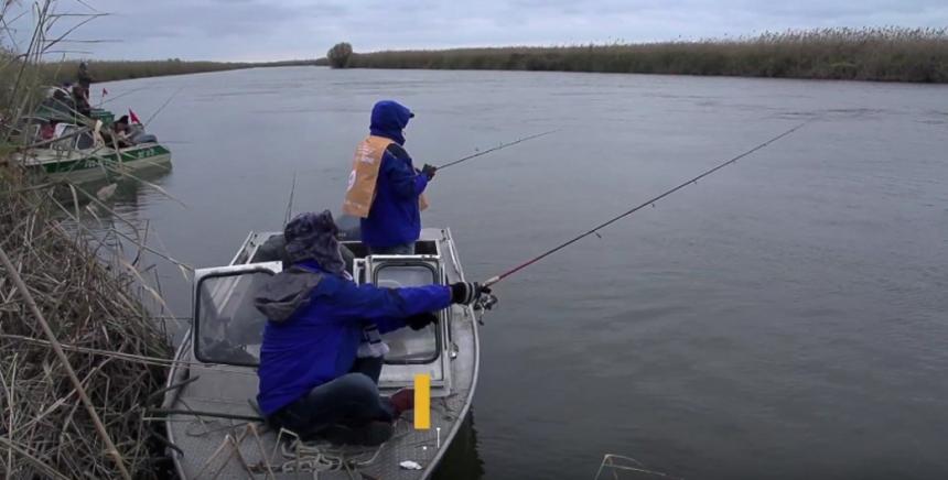 """ткрытого Международного Рыболовного Турнира """"Великий Шелковый Путь"""". Астрахань."""