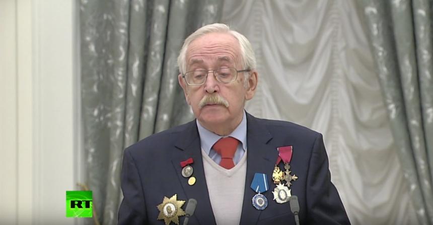 Актёр Ливанов — Путину об уходе с поста президента: Даже не думай!.