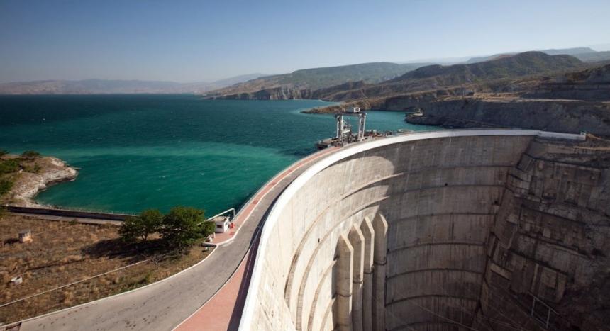 Чиркейской ГЭС