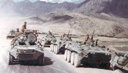 Афганистан – в Панджшерское ущелье
