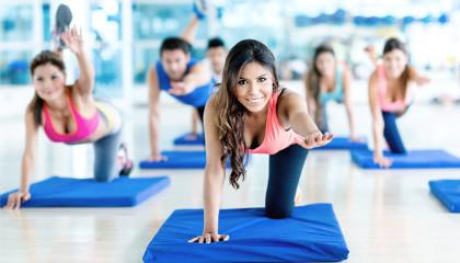 Правила занятия фитнесом