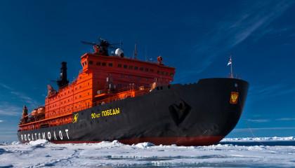 Тур на Северный полюс на ледоколе