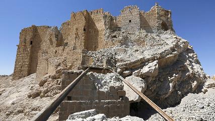 Асад и его Армия освободили историческую цитадель в Пальмире