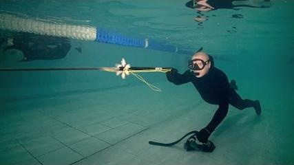 Шкиль Игорь: Тестирование ружей для подводной охоты