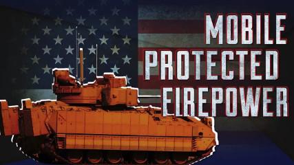 Новая бронетехника американской армии