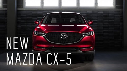 Mazda CX-5 2017 - цена и комплектация