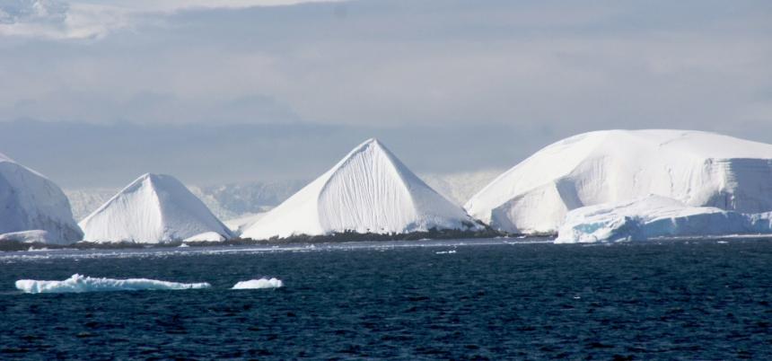 Загадочные древние пирамиды в Антарктиде - Брехня!