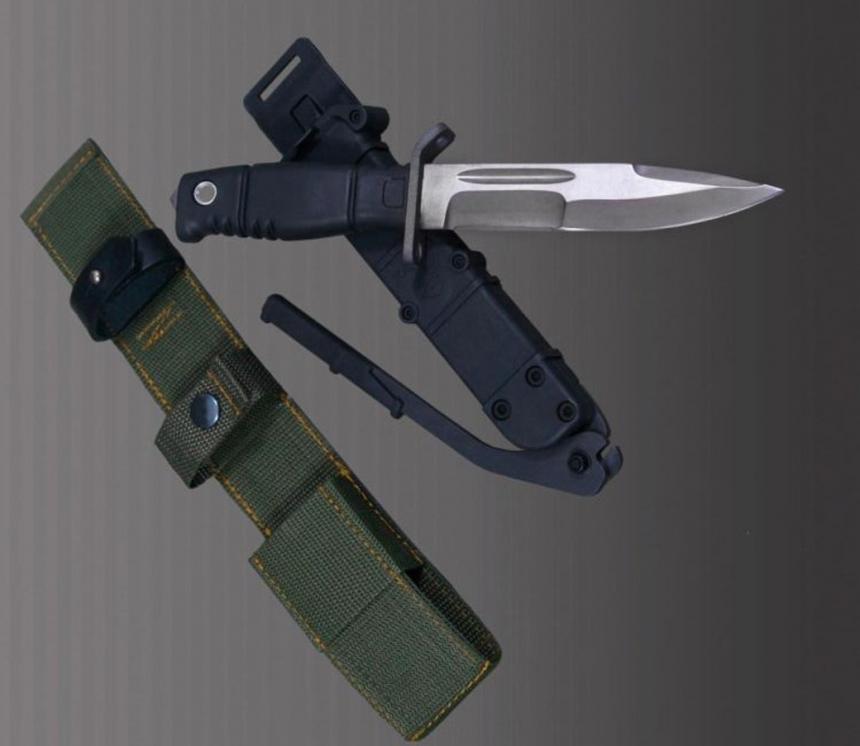Армейский нож 6X9