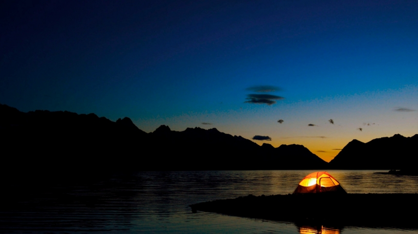 Самые лучшие палатки в мире