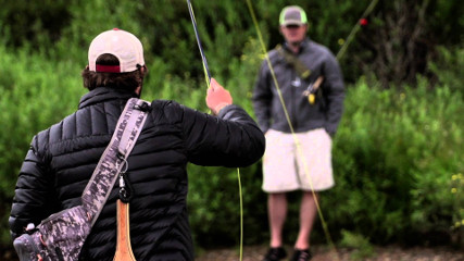 Что одеть на весеннюю рыбалку