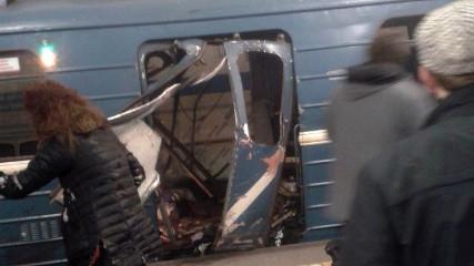 Взрыв в метро Петербурга (03.04.2017)
