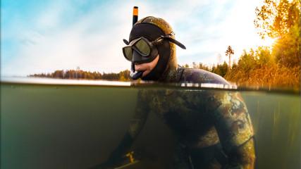 RiverWorld2013: Отличный день на подводной охоте