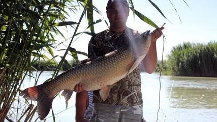 В Казахстан на рыбалку