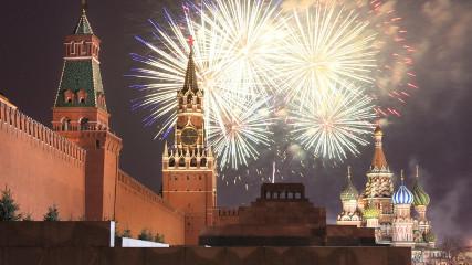 Салют 9 мая 2017 в Москве