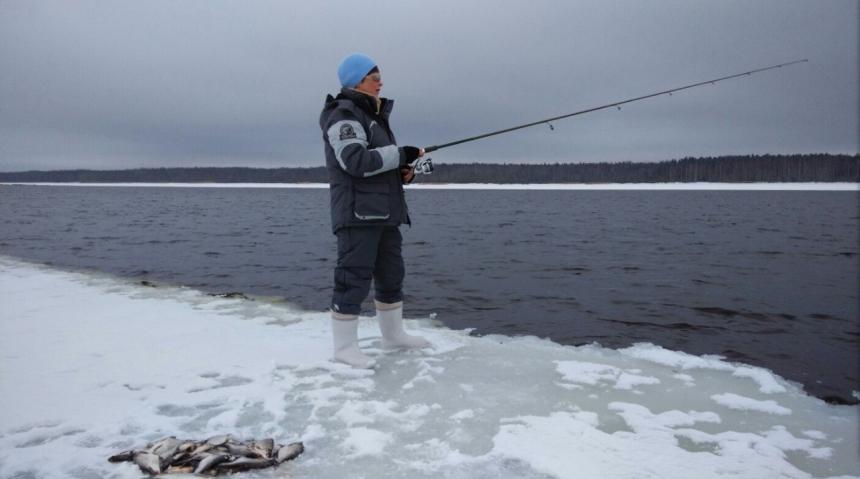 Что одеть на весеннюю рыбалку.