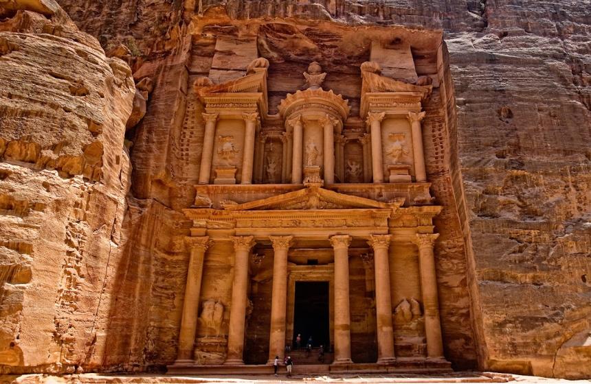 Древний город Петра