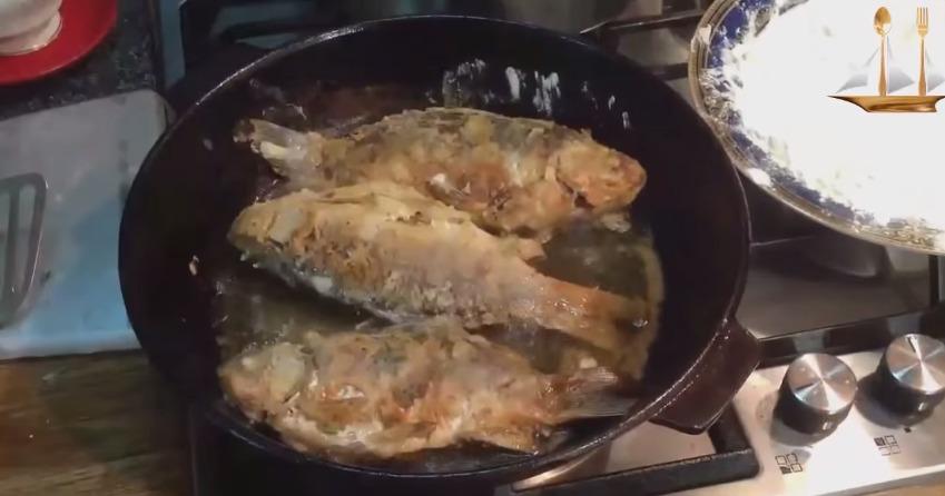 Вкуснейшие караси - народная кухня