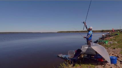 Особенности спортивного рыболовства в Беларусии
