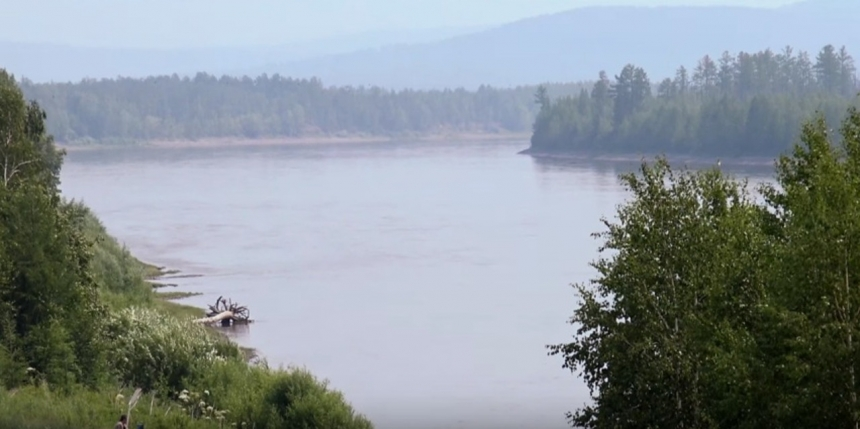 Река, которая кормит (АМГУНЬ)
