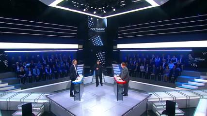 Поединок: Михеев против Злобина (08.06.2017)