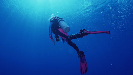 Дайвинг и подводная охота в Сочи