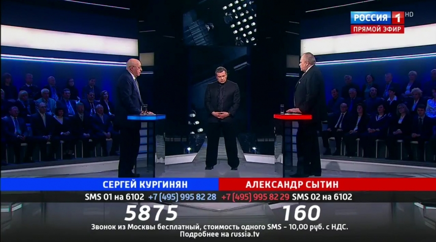 Поединок: Кургинян против Сытина (01.06.2017)