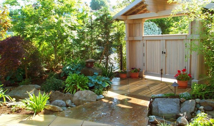 Идеи для благоустройства садового участка