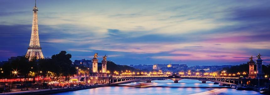 Путеводитель по Франции и Парижу